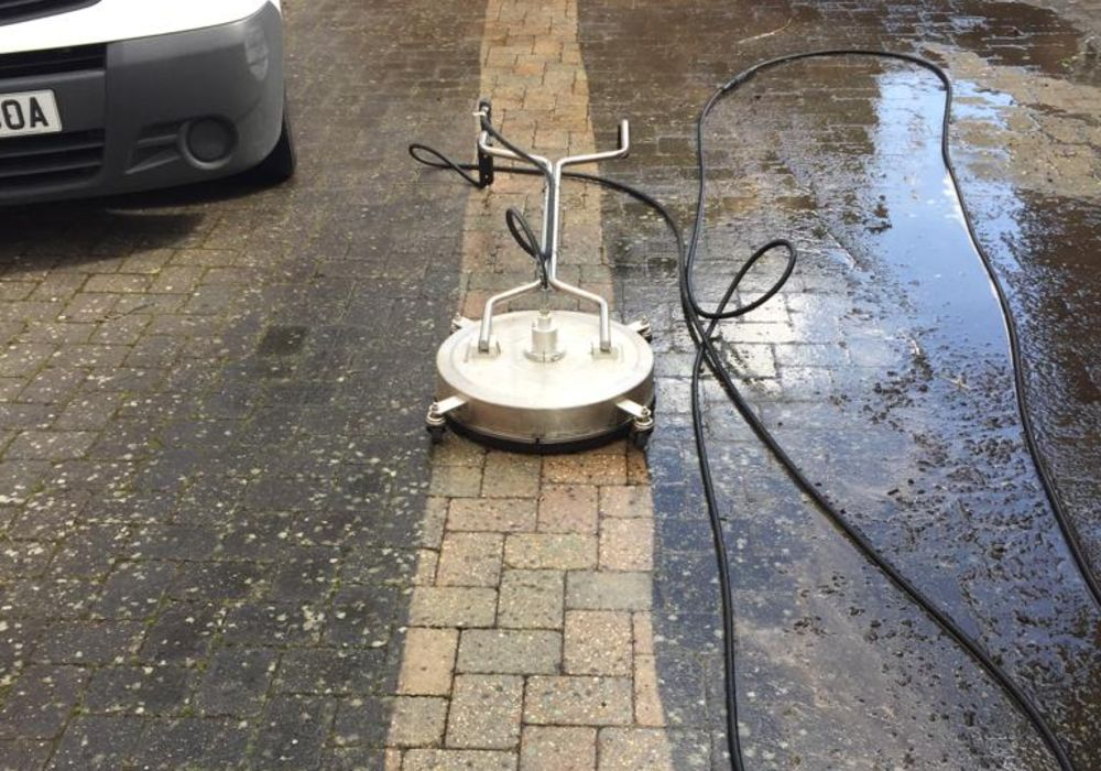 Best pressure washing results