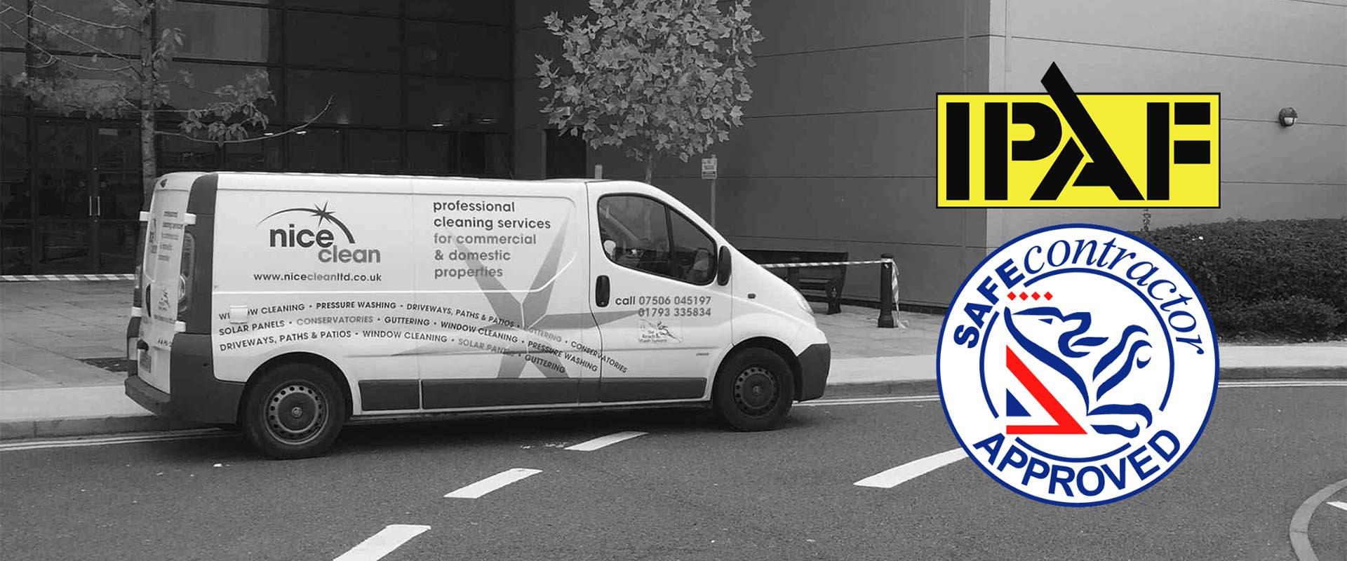 Nice Clean Ltd in Swindon